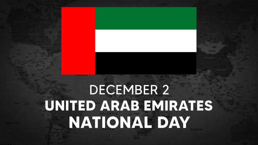 United Arab Emirates's National Day