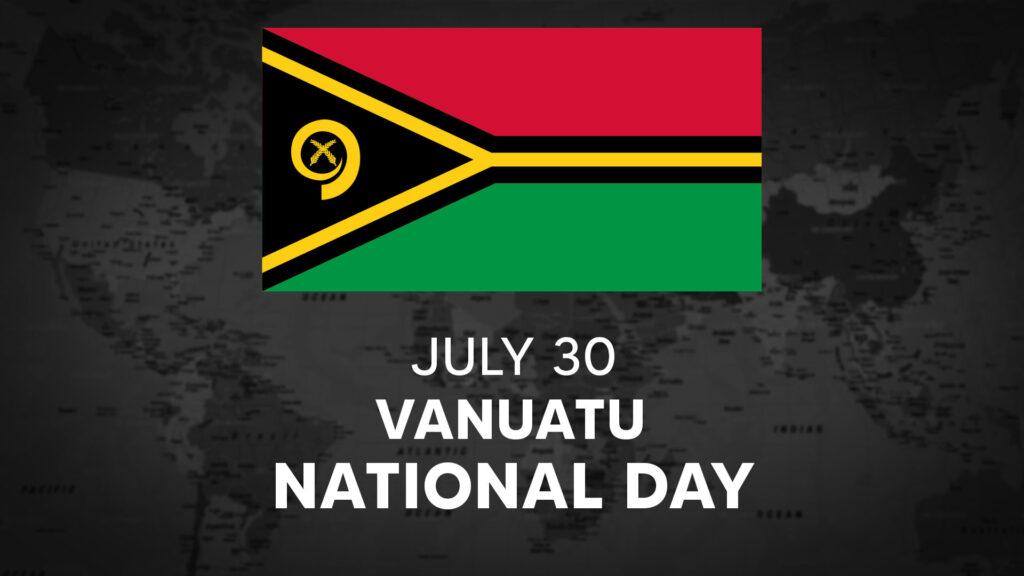 Vanuatu's National Day