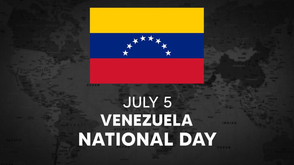 Venezuela's National Day