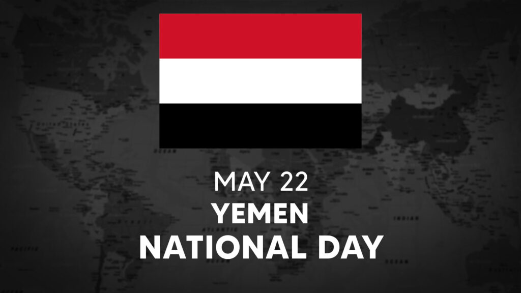 Yemen's National Day